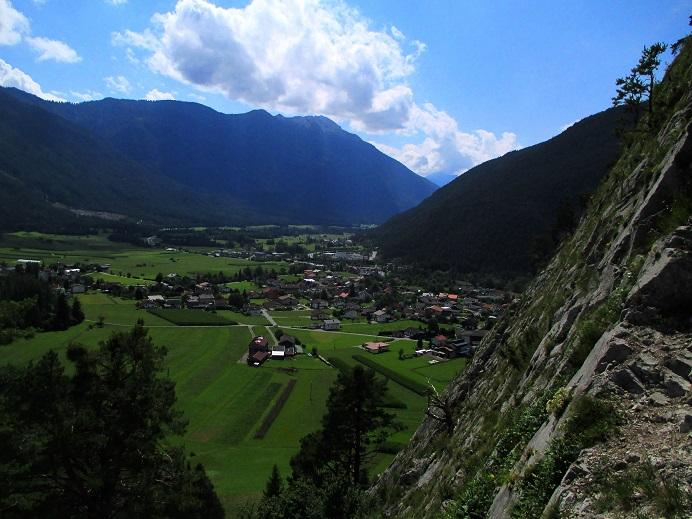 Foto: Andreas Koller / Klettertour / Gamspfeiler im Tiefental (1150m) / 03.09.2014 22:54:00