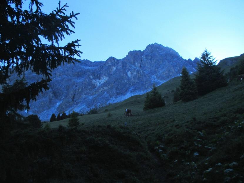 Klettersteig Piz Mitgel : Fotogalerie tourfotos fotos zur klettersteig tour senda ferrada