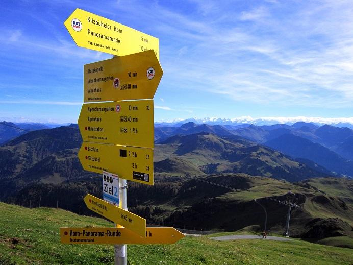 Klettersteig Kitzbüheler Horn : Klettersteig beschreibung Übungsklettersteig