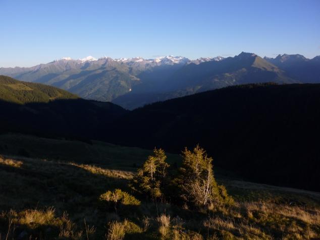 Foto: Manfred Karl / Wandertour / Manlitzkogel von der Bürglhütte / 13.11.2014 20:53:10