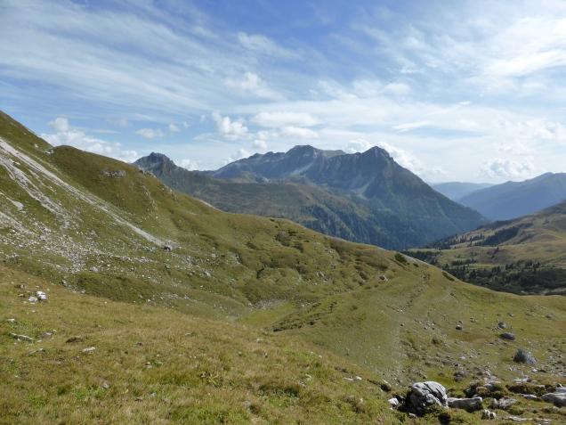 Foto: Manfred Karl / Wandertour / Schliererspitze von Wald / Hochfeindkamm / 23.11.2014 20:33:00