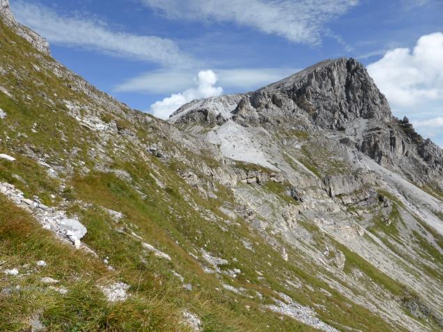 Foto: Manfred Karl / Wandertour / Schliererspitze von Wald / Schliererscharte / 23.11.2014 20:32:14