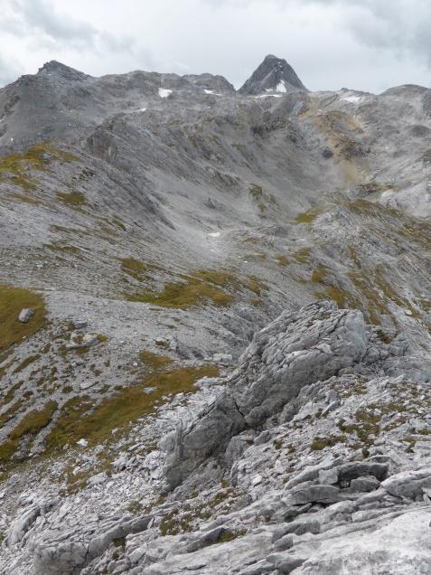 Foto: Manfred Karl / Wandertour / Schliererspitze von Wald / Mosermandl / 23.11.2014 20:29:47