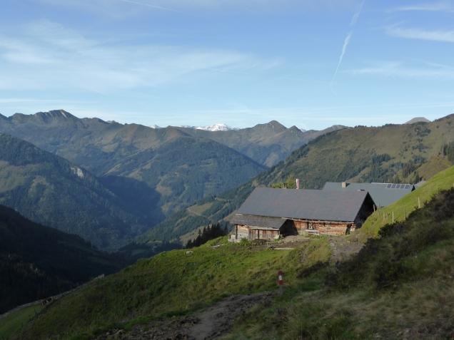 Foto: Manfred Karl / Wandertour / Gipfelreigen rund um die Karteisalm / Draugsteinalm / 08.12.2014 19:47:49