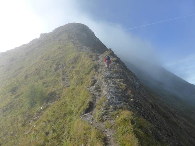 Foto: Manfred Karl / Wandertour / Gipfelreigen rund um die Karteisalm / 08.12.2014 19:45:55