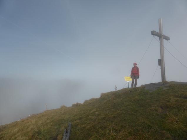 Foto: Manfred Karl / Wandertour / Gipfelreigen rund um die Karteisalm / Kreuzeck / 08.12.2014 19:42:21