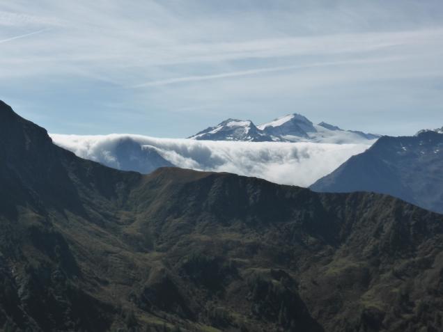 Foto: Manfred Karl / Wandertour / Gipfelreigen rund um die Karteisalm / Hochalmspitze / 08.12.2014 19:42:12