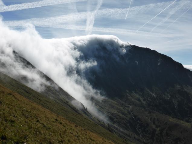 Foto: Manfred Karl / Wandertour / Gipfelreigen rund um die Karteisalm / Glingspitze / 08.12.2014 19:39:20