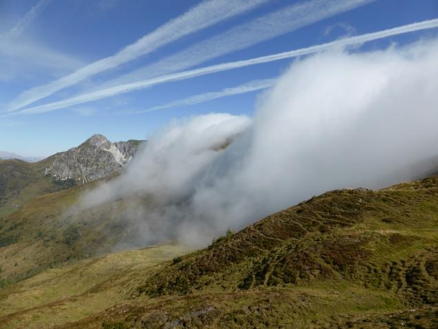 Foto: Manfred Karl / Wandertour / Gipfelreigen rund um die Karteisalm / 08.12.2014 19:37:54