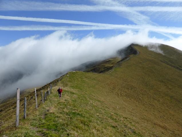 Foto: Manfred Karl / Wandertour / Gipfelreigen rund um die Karteisalm / 08.12.2014 19:37:48
