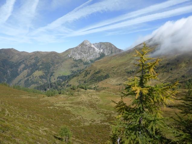 Foto: Manfred Karl / Wandertour / Gipfelreigen rund um die Karteisalm / Draugstein / 08.12.2014 19:37:40