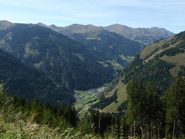 Foto: Manfred Karl / Wandertour / Gipfelreigen rund um die Karteisalm / 08.12.2014 19:36:27