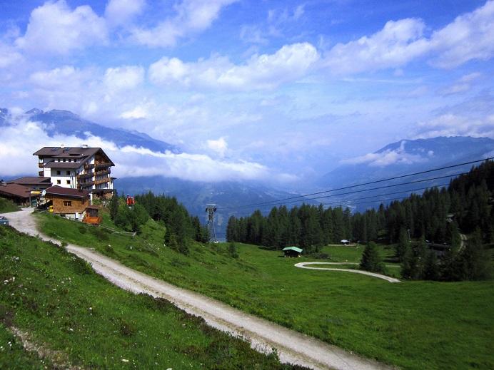 Klettersteig Gerlossteinwand : Csaba at klettersteigguide tirol klettersteig gerlossteinwand