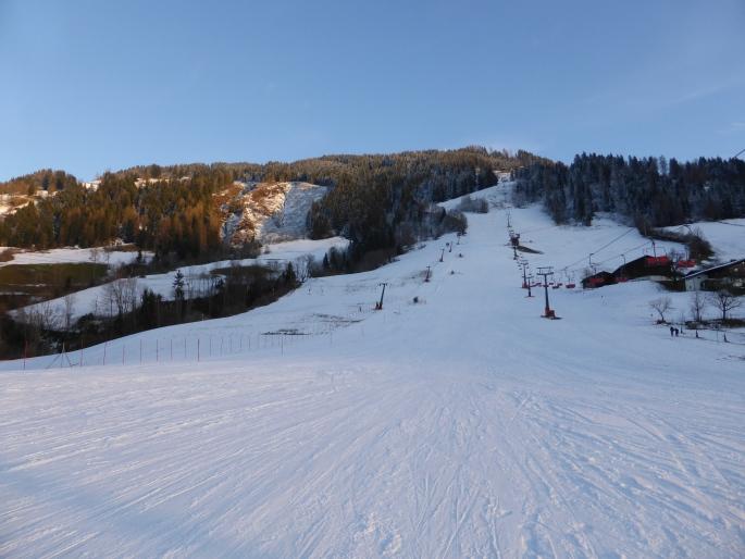 Foto: Manfred Karl / Skitour / Skiroute Hahnbaum von Sankt Johann / 24.01.2015 18:31:21