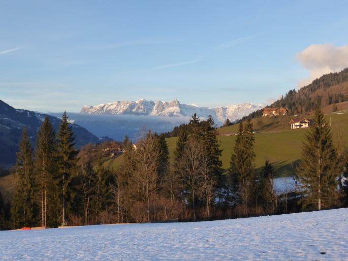 Foto: Manfred Karl / Skitour / Skiroute Hahnbaum von Sankt Johann / Tennengebirge / 24.01.2015 18:31:14