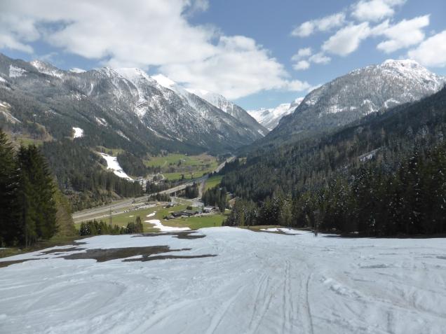 Foto: Manfred Karl / Skitour / Mooskopf von Flachauwinkl / Start in Flachauwinkl / 02.04.2015 19:24:01