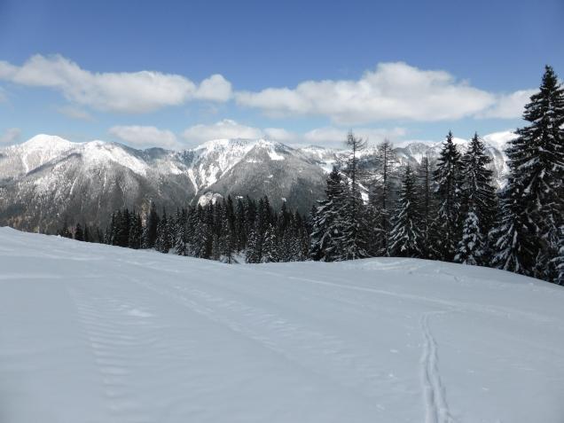 Foto: Manfred Karl / Skitour / Mooskopf von Flachauwinkl / 02.04.2015 19:23:44
