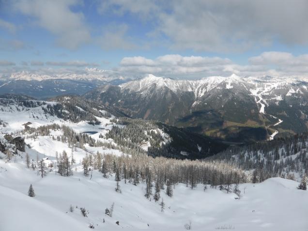 Foto: Manfred Karl / Skitour / Mooskopf von Flachauwinkl / 02.04.2015 19:23:01