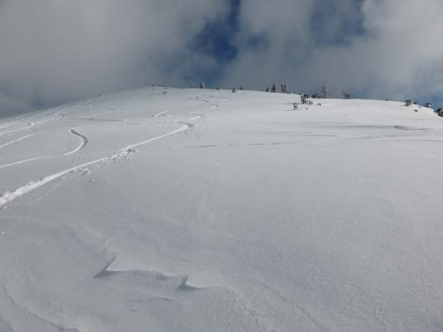 Foto: Manfred Karl / Skitour / Mooskopf von Flachauwinkl / 02.04.2015 19:22:41