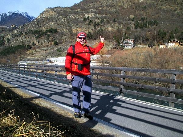 Foto: Andreas Koller / Klettersteigtour / Klettersteig Hoachwool Naturnser Sonnenberg (1200m) / 12.04.2015 18:13:40