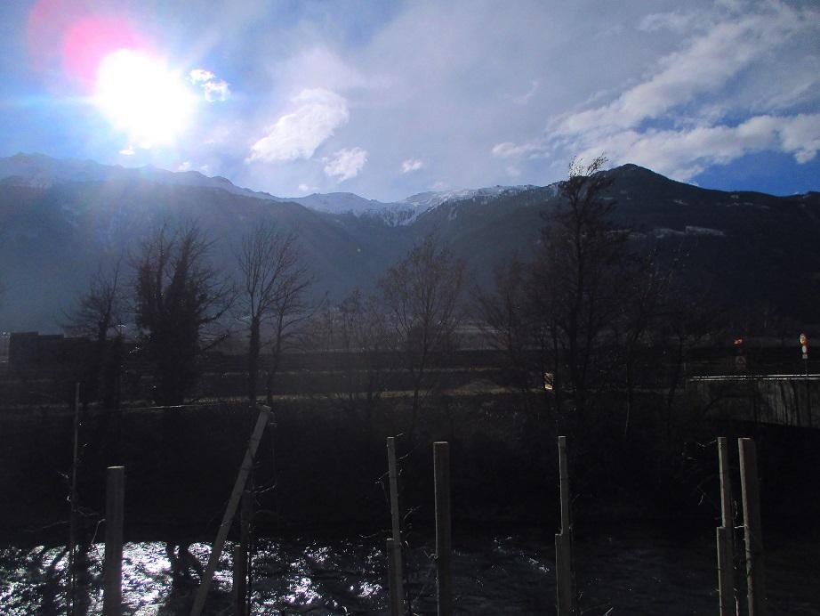 Foto: Andreas Koller / Klettersteigtour / Klettersteig Hoachwool Naturnser Sonnenberg (1200m) / 12.04.2015 18:13:22