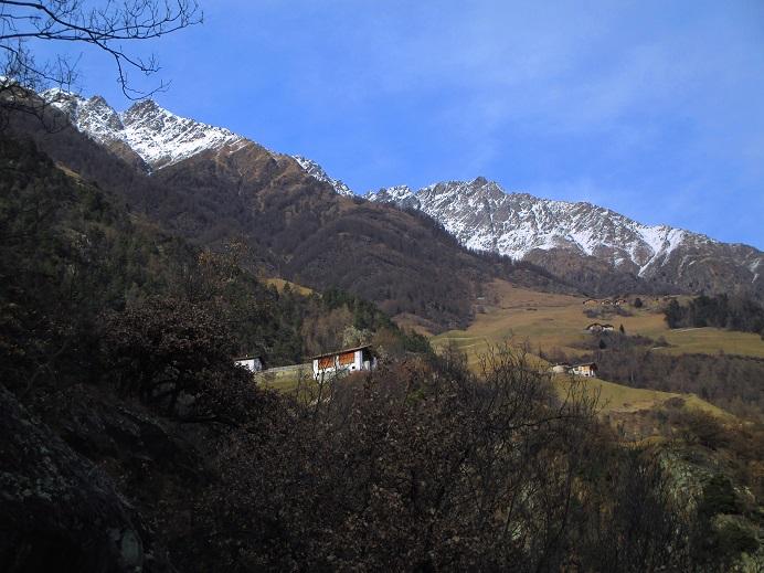 Foto: Andreas Koller / Klettersteigtour / Klettersteig Hoachwool Naturnser Sonnenberg (1200m) / 12.04.2015 17:04:18