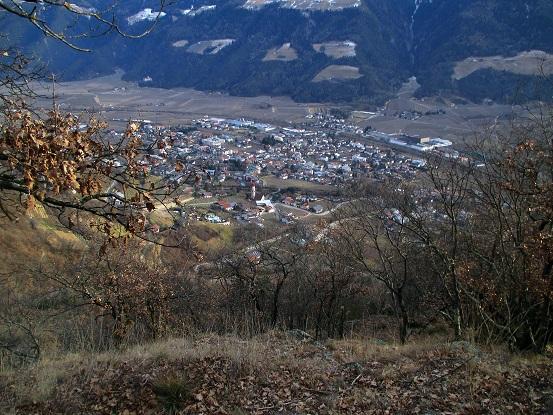 Foto: Andreas Koller / Klettersteigtour / Klettersteig Hoachwool Naturnser Sonnenberg (1200m) / Naturns / 12.04.2015 16:09:51