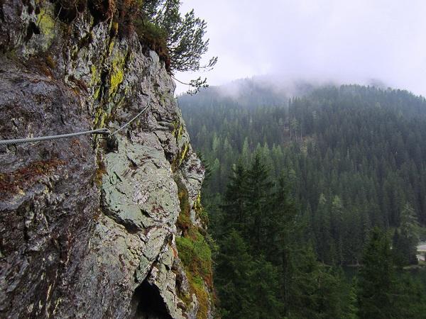 Klettersteig Zauchensee : Fotogalerie tourfotos fotos zur klettersteig tour