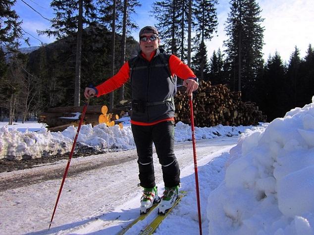 Foto: Andreas Koller / Skitour / Großer Beilstein und Schönbergkar (2015m) / 30.05.2015 21:39:06