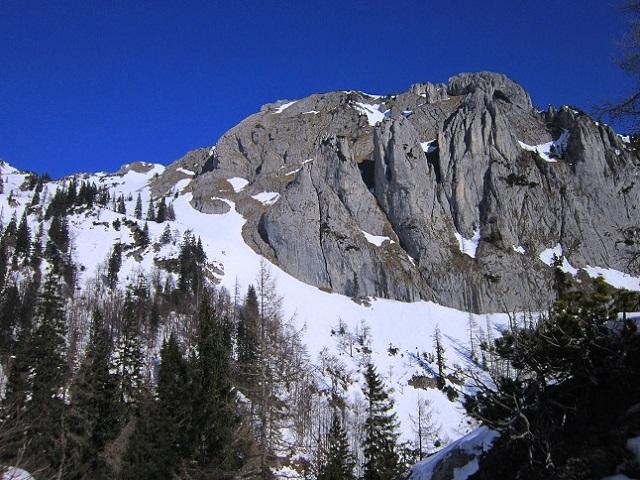 Foto: Andreas Koller / Skitour / Großer Beilstein und Schönbergkar (2015m) / 30.05.2015 21:38:11