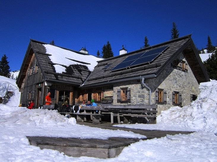 Foto: Andreas Koller / Skitour / Großer Beilstein und Schönbergkar (2015m) / Häuselalm / 30.05.2015 21:37:01