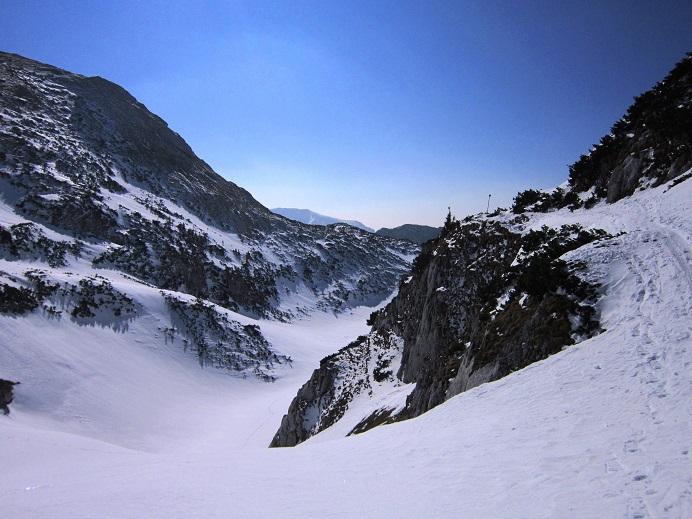 Foto: Andreas Koller / Skitour / Großer Beilstein und Schönbergkar (2015m) / 30.05.2015 21:34:38