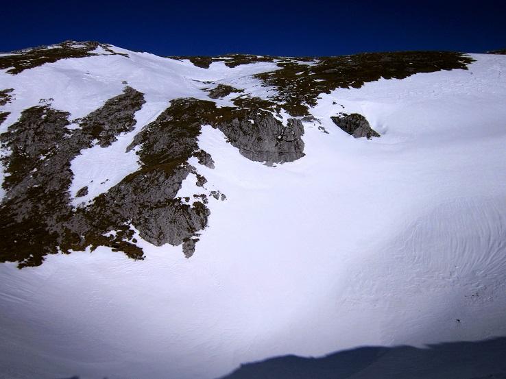 Foto: Andreas Koller / Skitour / Großer Beilstein und Schönbergkar (2015m) / 30.05.2015 21:33:27