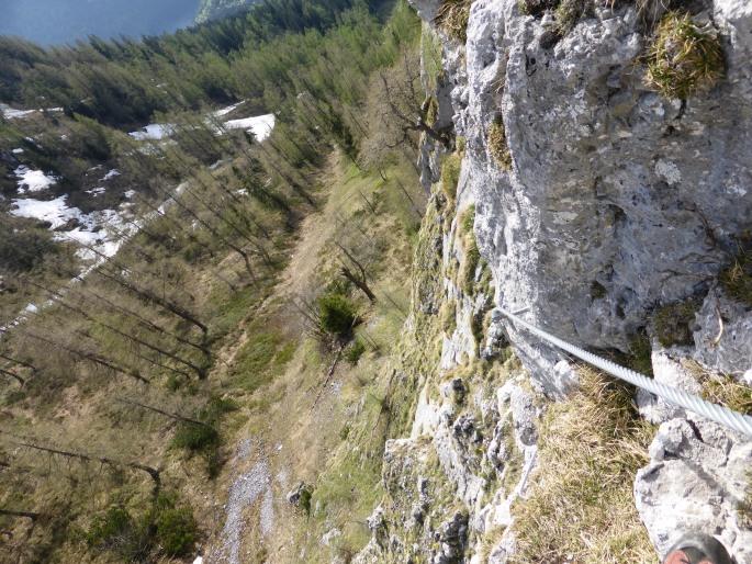 Klettersteig Jenner : Fotogalerie tourfotos fotos zur klettersteig tour