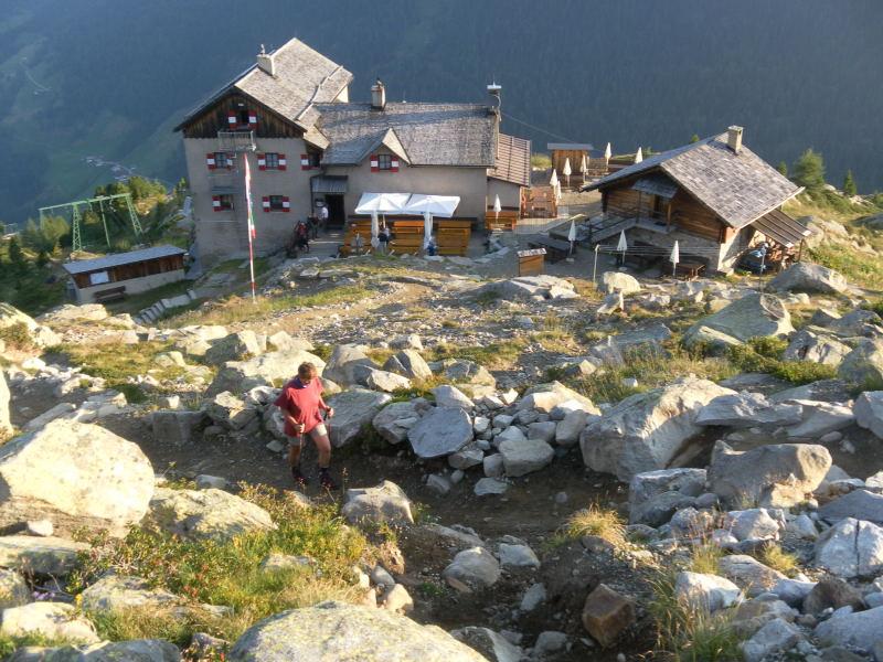 Foto: Wolfgang Lauschensky / Wander Tour / Magerstein 3273m aus dem Bachertal / Kasseler Hütte / 25.07.2015 23:07:57
