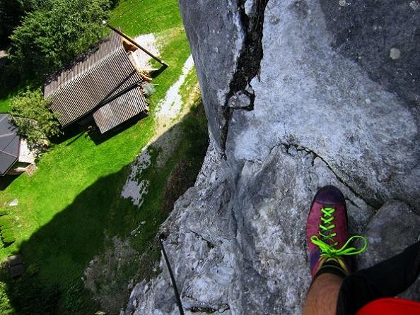 Klettersteig Burg : Burg madrisella und klettersteige montafon