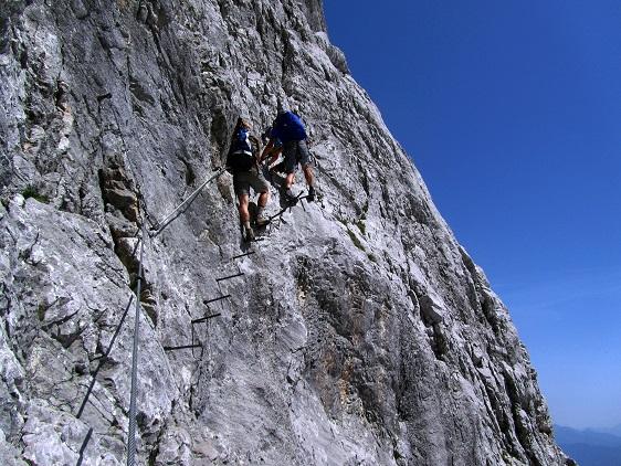 Klettersteig Höllental : Fotogalerie tourfotos fotos zur klettersteig tour höllental