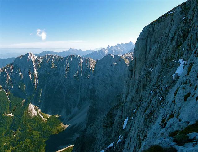 Wander Und Kletterausrüstung : Fotogalerie tourfotos fotos zur wander tour mangart mangrt
