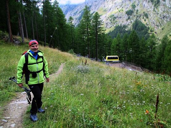 Foto: Andreas Koller / Klettersteigtour / Klettersteig Almagellerhorn (3327m) / 17.11.2015 01:55:26