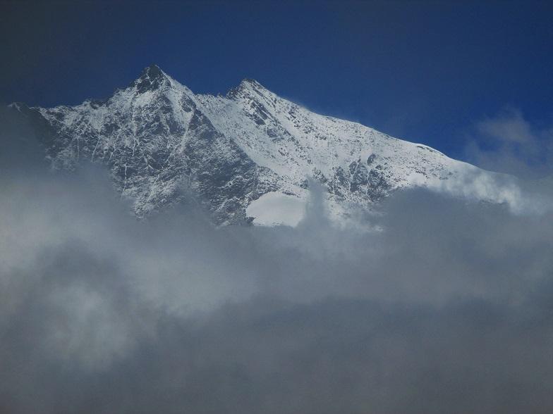 Foto: Andreas Koller / Klettersteigtour / Klettersteig Almagellerhorn (3327m) / 17.11.2015 01:54:27