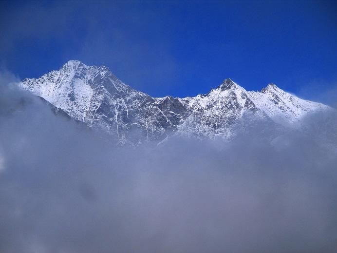 Foto: Andreas Koller / Klettersteigtour / Klettersteig Almagellerhorn (3327m) / 17.11.2015 01:54:10