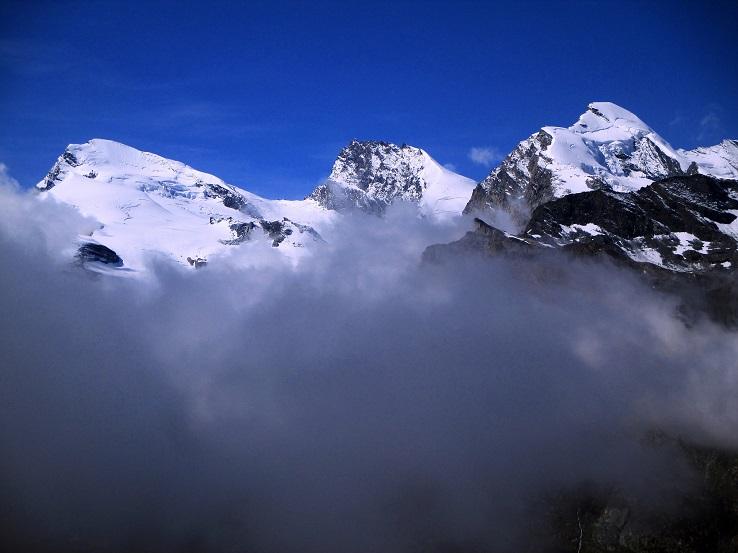 Foto: Andreas Koller / Klettersteigtour / Klettersteig Almagellerhorn (3327m) / 17.11.2015 01:53:01