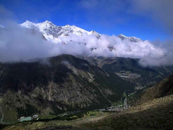 Foto: Andreas Koller / Klettersteigtour / Klettersteig Almagellerhorn (3327m) / 17.11.2015 01:52:16