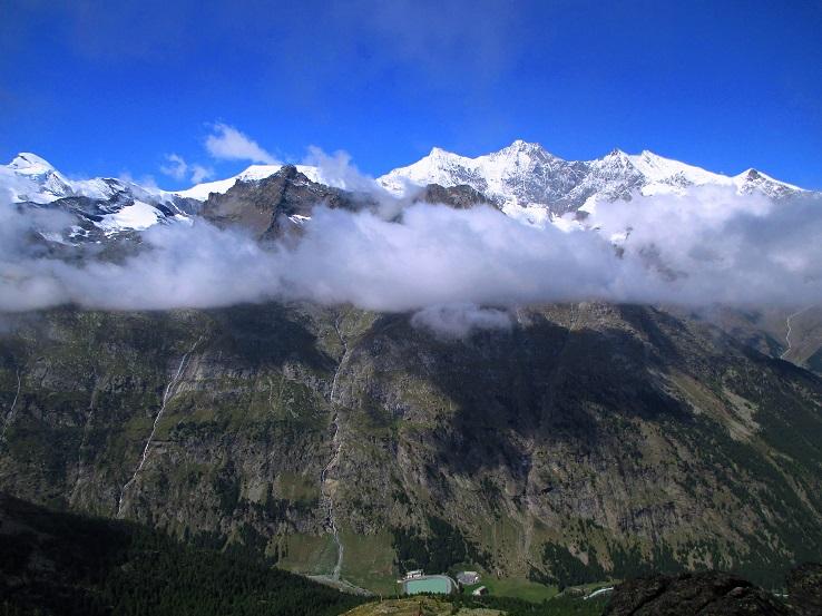 Foto: Andreas Koller / Klettersteigtour / Klettersteig Almagellerhorn (3327m) / 17.11.2015 01:50:58