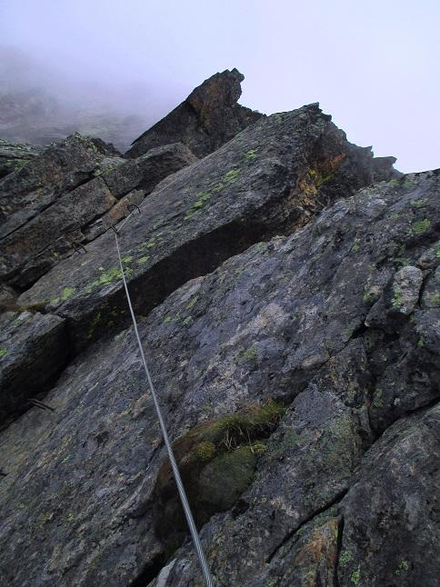 Foto: Andreas Koller / Klettersteigtour / Klettersteig Almagellerhorn (3327m) / 17.11.2015 01:50:15
