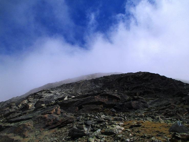 Foto: Andreas Koller / Klettersteigtour / Klettersteig Almagellerhorn (3327m) / 17.11.2015 01:47:58