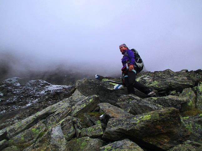 Foto: Andreas Koller / Klettersteigtour / Klettersteig Almagellerhorn (3327m) / 17.11.2015 01:42:32