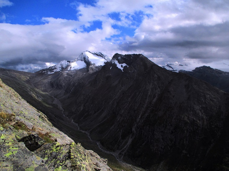 Foto: Andreas Koller / Klettersteigtour / Klettersteig Almagellerhorn (3327m) / 17.11.2015 01:41:00