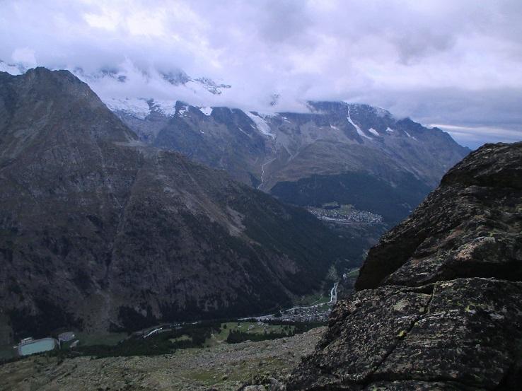 Foto: Andreas Koller / Klettersteigtour / Klettersteig Almagellerhorn (3327m) / 17.11.2015 01:39:25