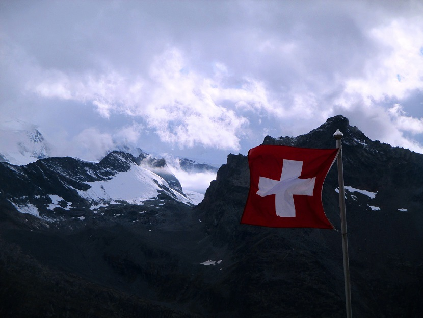 Foto: Andreas Koller / Klettersteigtour / Klettersteig Almagellerhorn (3327m) / 17.11.2015 01:37:14